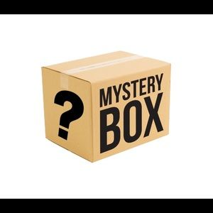 Kids name brand mystery box worth over $180